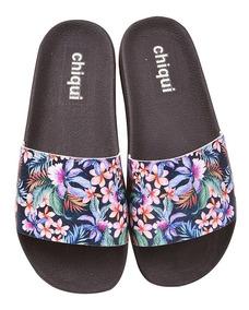 Chinelo Slide Beach Feminina Rasteira Full 07050853