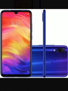 Xiaomi Redmi Note7 Blue 128gb