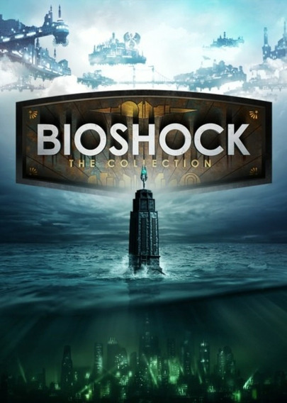 Bioshock: The Collection Original Pc - Steam Key