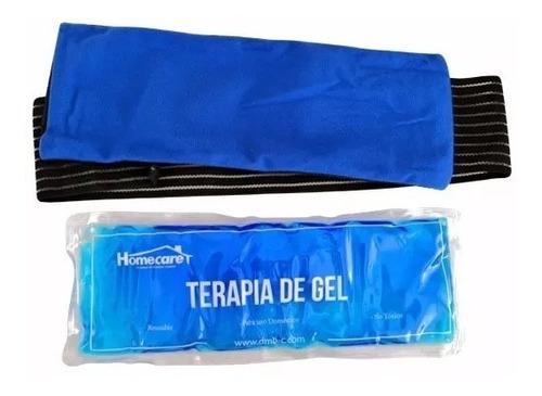 Compresa Bolsa Gel Frio Caliente 32x12cm Con Cubierta