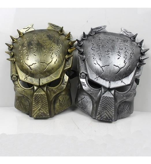 Mascara Depredador, Alien Vs Depredador Cotillón Disfraz