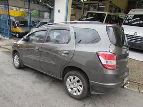 Chevrolet Spin 2013 Cinza