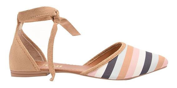 Sapatilha Sapato Feminina Chiquiteira Chiqui/5398