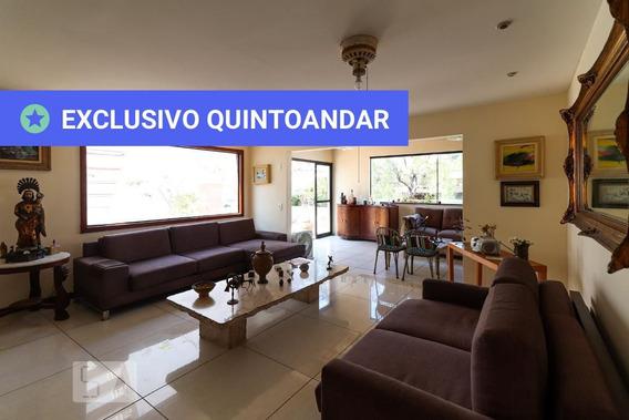 Apartamento No 3º Andar Mobiliado Com 4 Dormitórios E 2 Garagens - Id: 892971248 - 271248