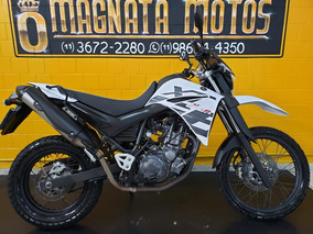 Yamaha Xt 660 R - Branca - 2018 - Km 10.000 Impecavel