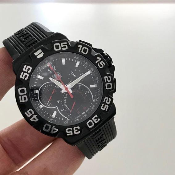 Tag Heuer Formula 1 Chronograph Xl Blacksteel