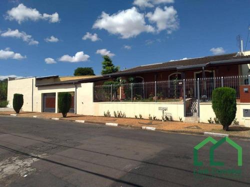 Casa À Venda, 100 M² Por R$ 415.000,00 - Vila Aurocan - Campinas/sp - Ca0448