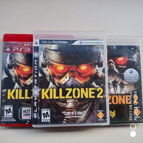 Jogo Ps3 Killzone 2 Original Midia Física Usado Seminovo