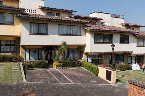 Casa En Condominio La Fronda San Nicolas Totolapan