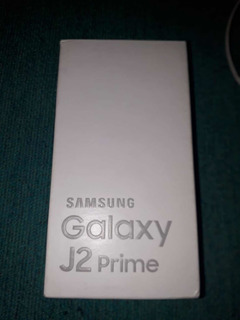 Samsung Galaxy J2 Prime - Plateado - Impecable - Movistar.