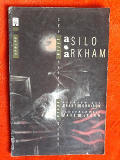 Batman Asilo Arkham Ed. Abril