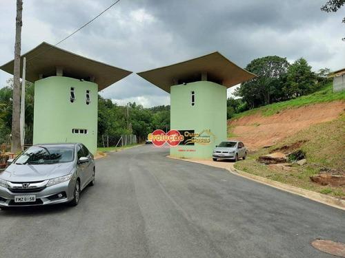 Imagem 1 de 11 de Terreno À Venda, 327 M² Por R$ 130.000,00 - Condomínio Paineiras - Itatiba/sp - Te0281