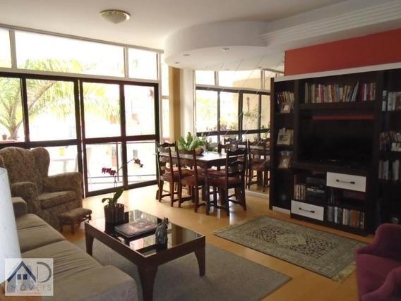 Apartamento Para Venda Em Nova Friburgo, Centro, 2 Dormitórios, 1 Suíte, 2 Banheiros, 2 Vagas - 096