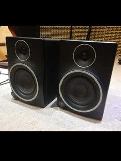 Monitores De Estudio Mackie Mk3 Mr5 (par)