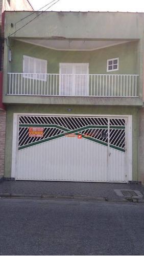 Imagem 1 de 29 de Casa Com 3 Dormitórios À Venda, 130 M² Por R$ 400.000,00 - Residencial Parque Cumbica - Guarulhos/sp - Ca0406