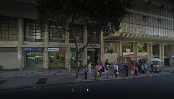 Sala Para Alugar No Centro Em Belo Horizonte/mg - 2044