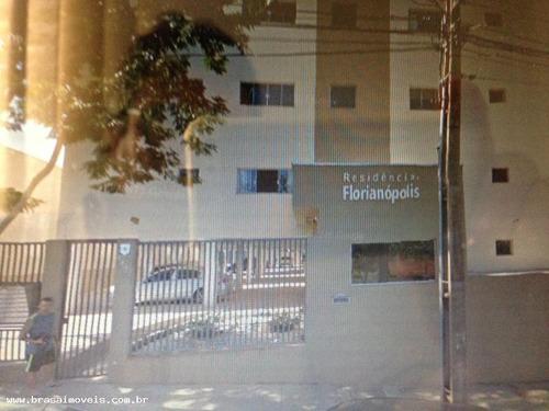 Imagem 1 de 2 de Apartamento Para Venda Em Presidente Prudente, Jardim Maracanã, 2 Dormitórios, 1 Banheiro, 1 Vaga - 02957.001_1-1021711