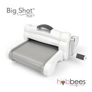Scrapbook Máquina Suajadora Troqueladora Big Shot Plus A4