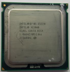 Xeon E5320 8m Cache 1.86ghz 1600mhz Lga771
