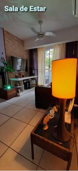 Lindo Apartamento 2 Quartos (suíte) Com Acabamento Fino