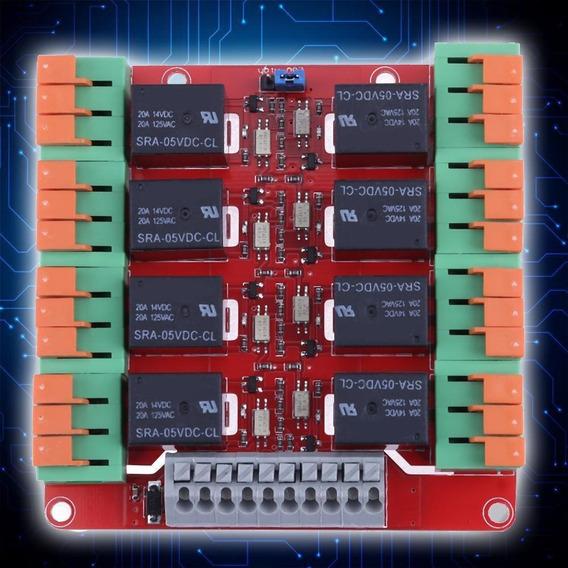 Modulo Rele 8 Canais 5v 20a Arduino Pic Arm Avr