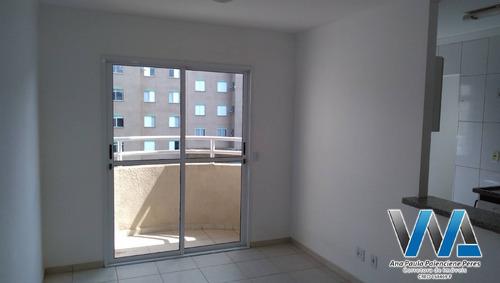 Imagem 1 de 8 de Lindo Apartamento No Residencial Colinas Da Mantiqueira - 1549
