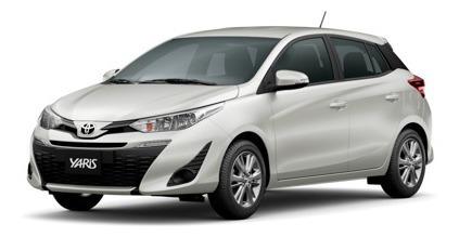 Toyota Yaris Xls 1.5 Cvt 5p 2021