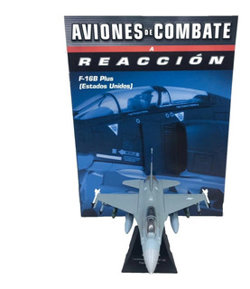 Aviones De Combate Nº 12 General Dynamics F-16b Fighting Fal