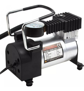 Mini Compresor De Aire Vehiculos Ciclas 12v Inflador 150 Psi