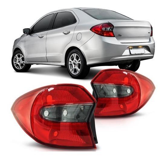 Lanterna Traseira Ford Ka Sedan Acessorios Para Veiculos No