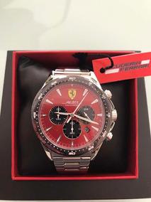 Relógio Cronografo Scuderia Ferrari