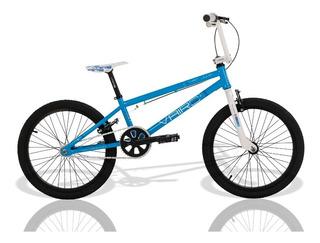 Bicicleta Vairo Twist Jump Bmx Negra Freestyle Tiendamoto