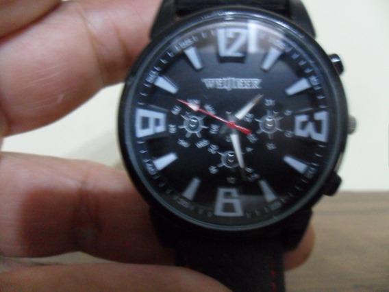 Relógio De Pulso Masculino Sport - Estilo Militar/aviador