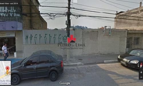 Imagem 1 de 5 de Terreno Comercial 12 X 40, Em Vila Jacuí. - Pe28859