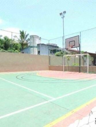 Apartamento Com 2 Dormitórios À Venda, 55 M² Por R$ 215.000,00 - Morro De Nova Cintra - Santos/sp - Ap7449