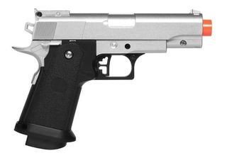 Pistola De Airsoft Spring G10s Modelo 1911 Baby A Mola 6mm