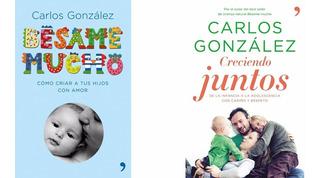 Libro Creciendo Juntos Combo * 2 Libros * Carlos Gonzalez