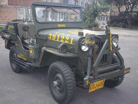 Jeep Willys J4