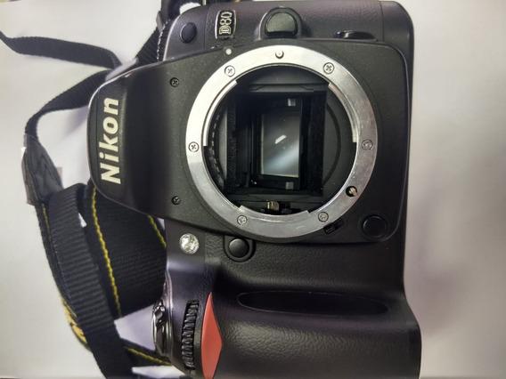 Câmera Nikon D80