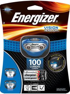 Linterna Lampara Led De Cabeza Energizer 100 Lumens Camping