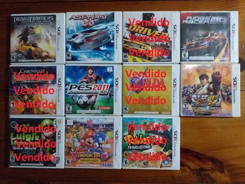 Juegos Nintendo 3ds - Combo O Separados