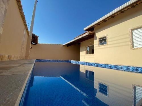 Casa No Cibratel 1, Com Piscina E Churrasqueira | 7229 E