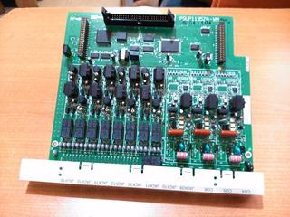 Tarjeta 3 Lineas 8 Exts. Para Conmutador Kxta308 Panasonic