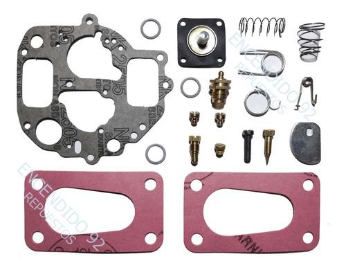 Kit Reparación Carburador - Solex 26/35 Csic Citroen Ami 8