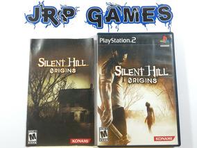 Silent Hill Origins Original Americano Ps2