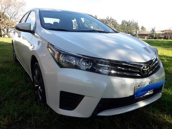 Toyota Corolla 1.8 Xli Mt 140cv 2015