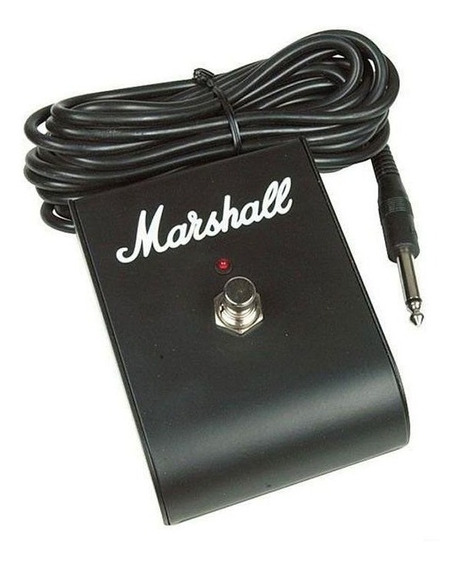Pedal Footswitch Marshall Pedl-00001 Amps Dsl, As, Avt E Vs