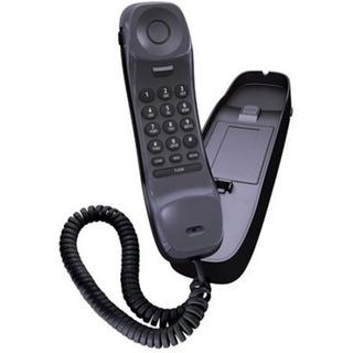 Teléfono Uniden 1260bk Black Slimline Caller Id Color Negro