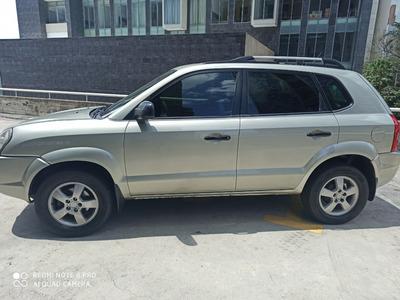 Hyundai Tucson 4x2 Sincronica 2007