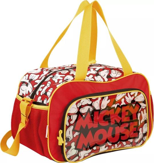 Bolsa Sacola Infantil Mickey Mouse Sestini 19y Grande 2019